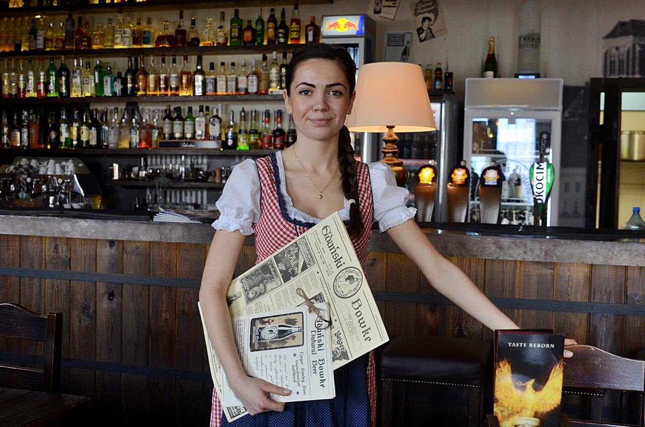 Gdanski Bowke 13 - Restauracja Gdański Bowke
