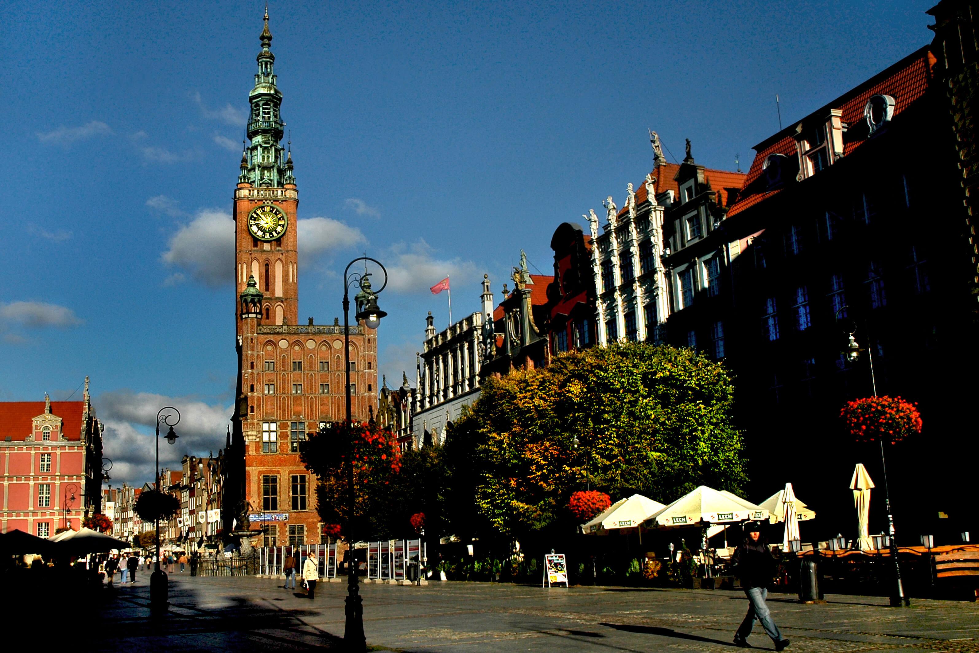 The Main Town Hall - Gdańsk - miasto morskiej prosperity