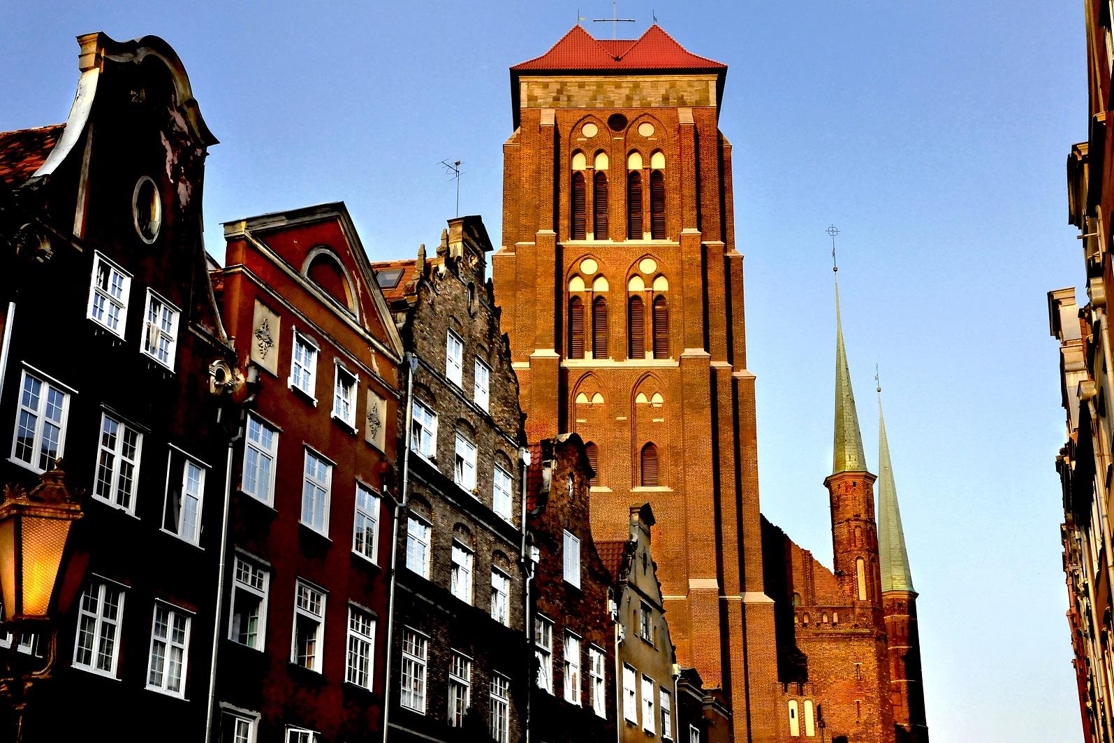 The Main Town of Gdańsk 3 - Gdańsk - miasto morskiej prosperity