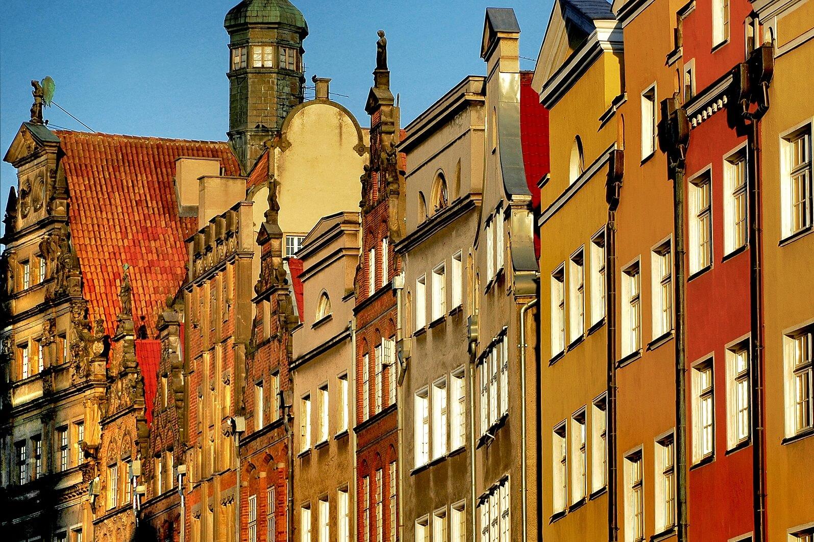 The Main Town of Gdańsk 4 - Gdańsk - miasto morskiej prosperity