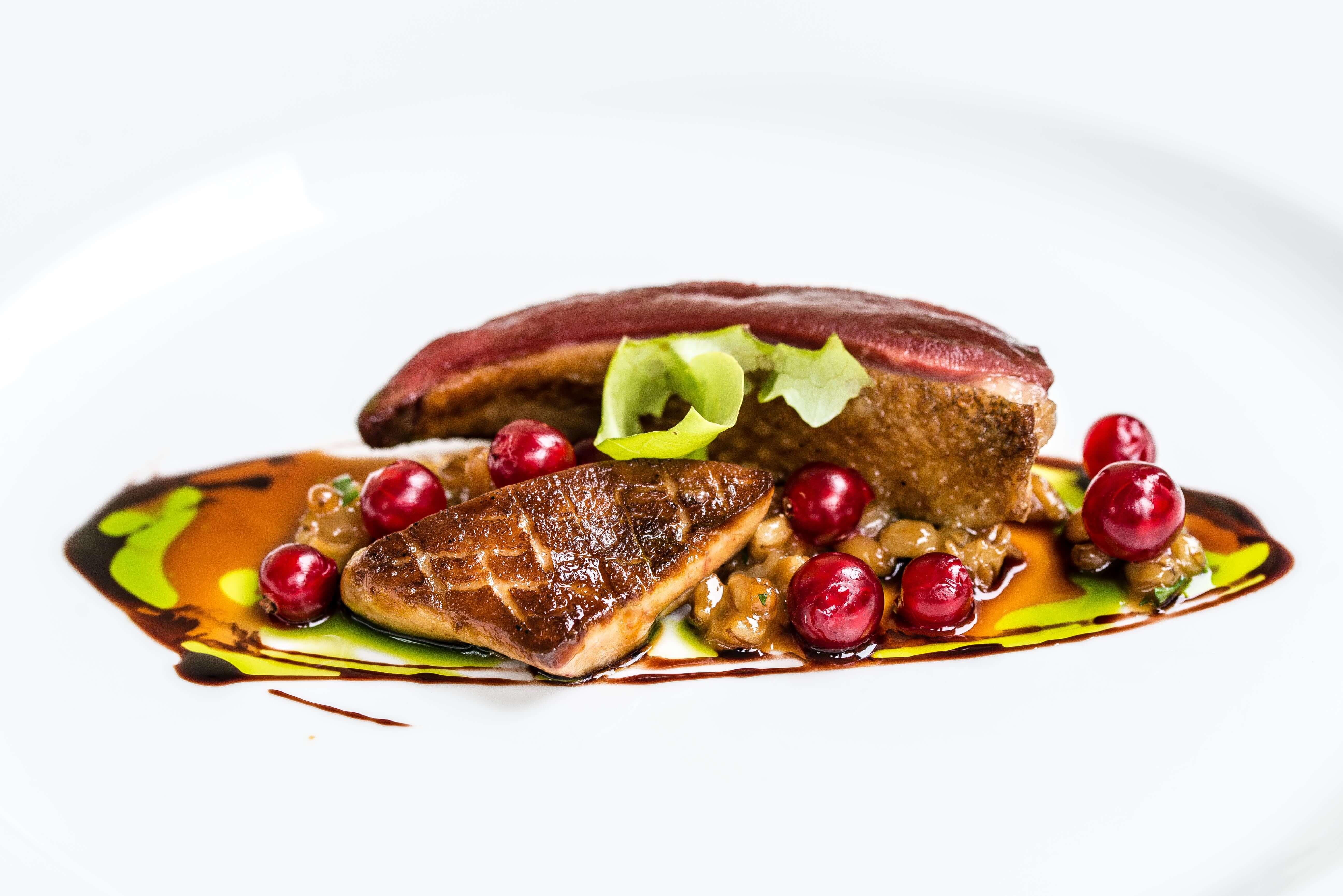 Pałac Ciekocinko 1 - Kulinarna tradycja zobowiązuje. 1906 Gourmet Restaurant w Pałacu Ciekocinko
