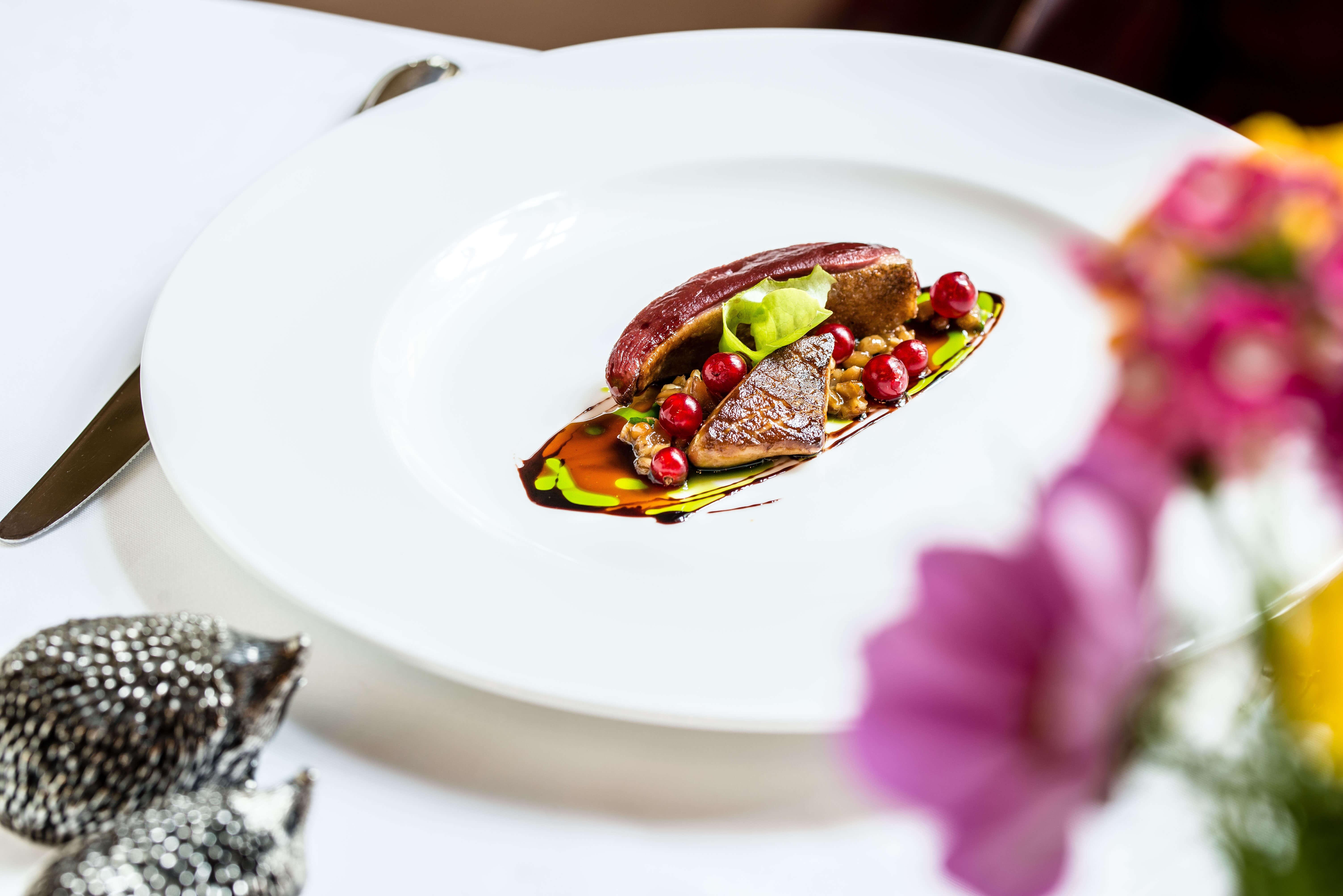 Pałac Ciekocinko 2 - Kulinarna tradycja zobowiązuje. 1906 Gourmet Restaurant w Pałacu Ciekocinko