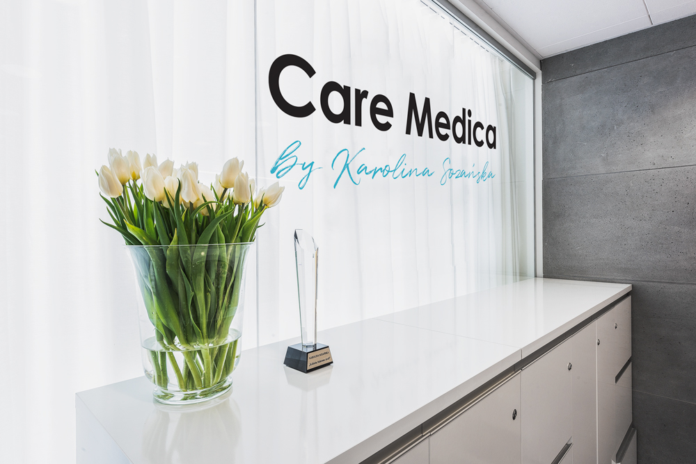 care medica - CARE MEDICA by Karolina Sozańska