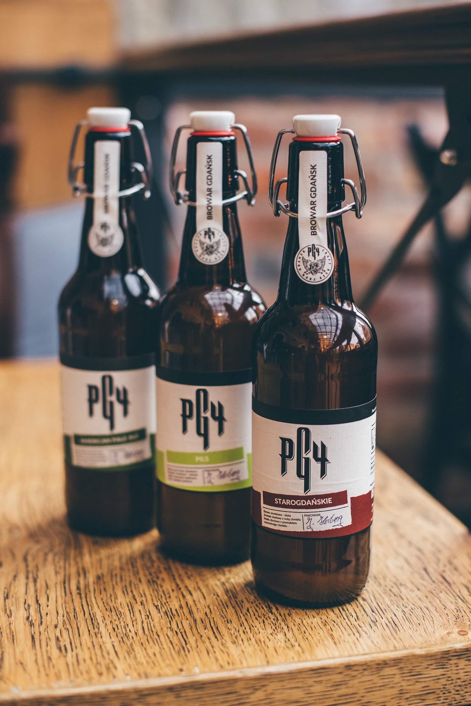 pg4 1 - Browar PG4: Piwo to ludzie