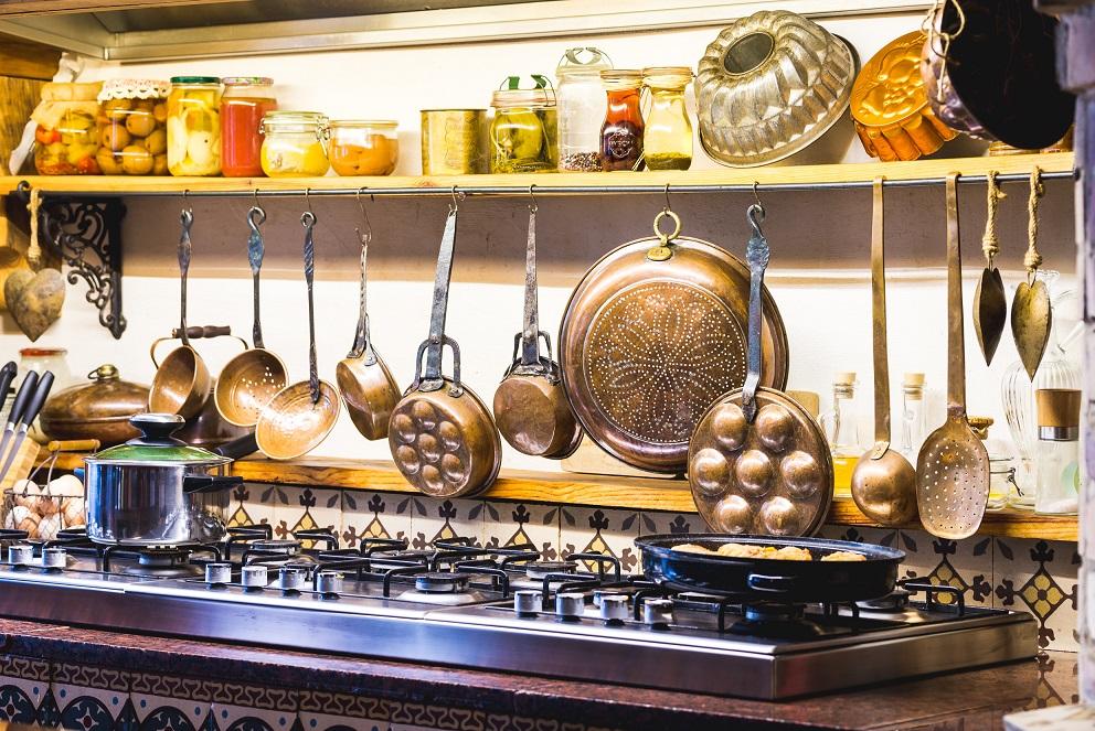 Kuchnia w Dworze Role