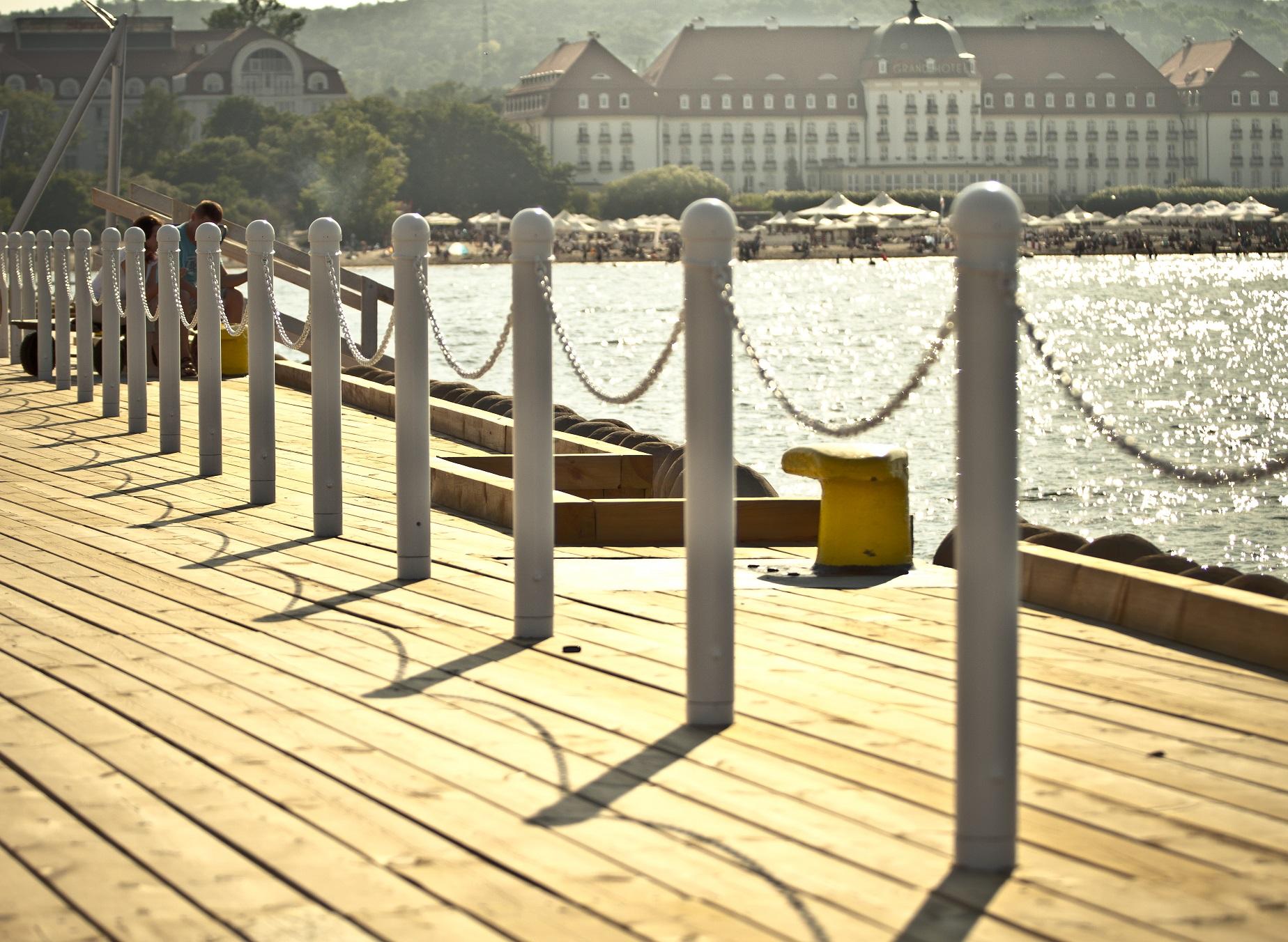 Sopot 3 - Po zdrowie do Ustki i Sopotu – nadmorskie uzdrowiska