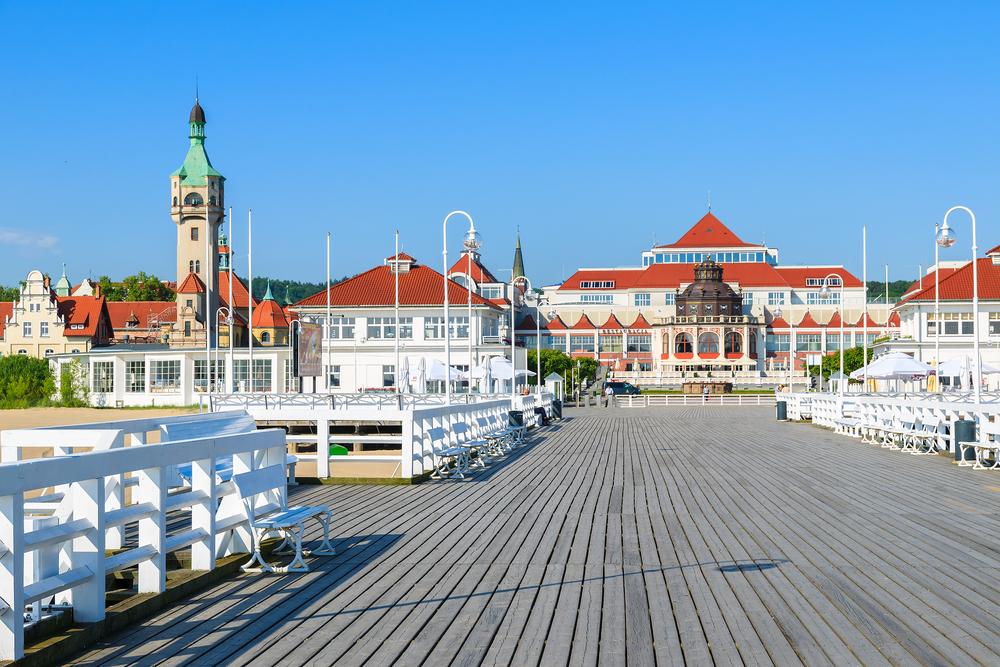 Sopot 7 - Po zdrowie do Ustki i Sopotu – nadmorskie uzdrowiska