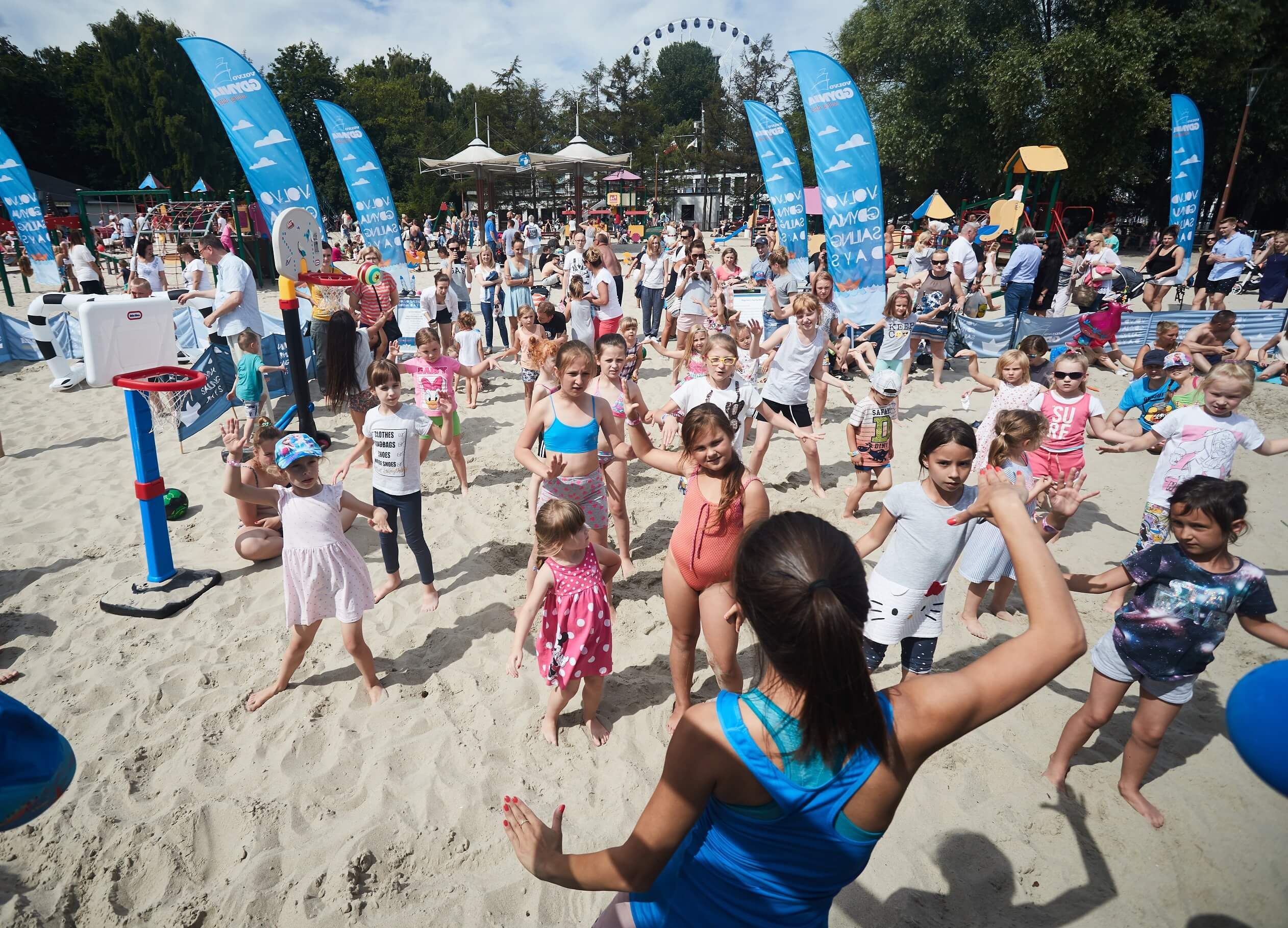 Oferta dla dzieci podczas Gdynia Sailing Days w Gdyni