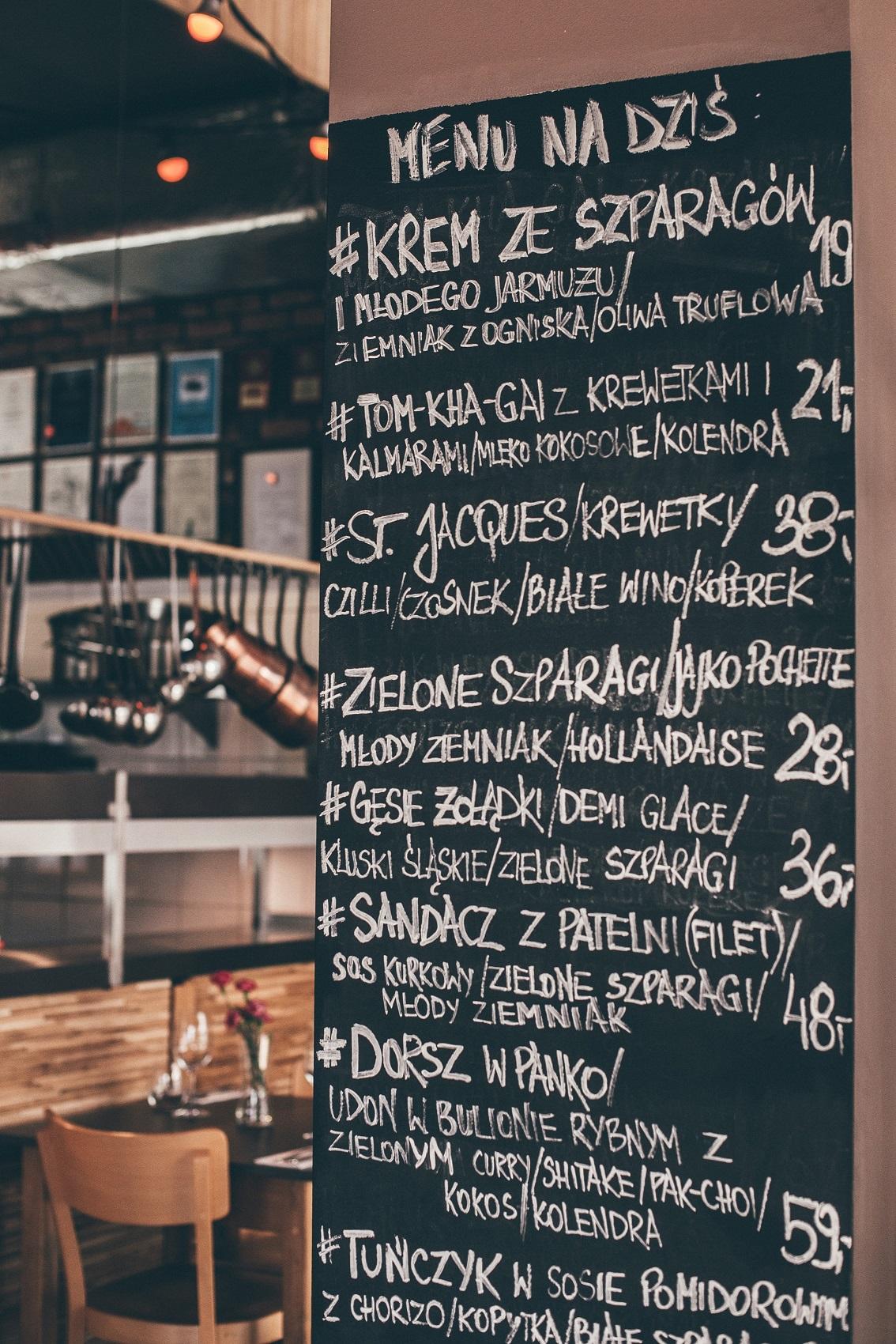 krew i woda 1 3 - Restauracja z charakterem: Pieterwas Krew i Woda