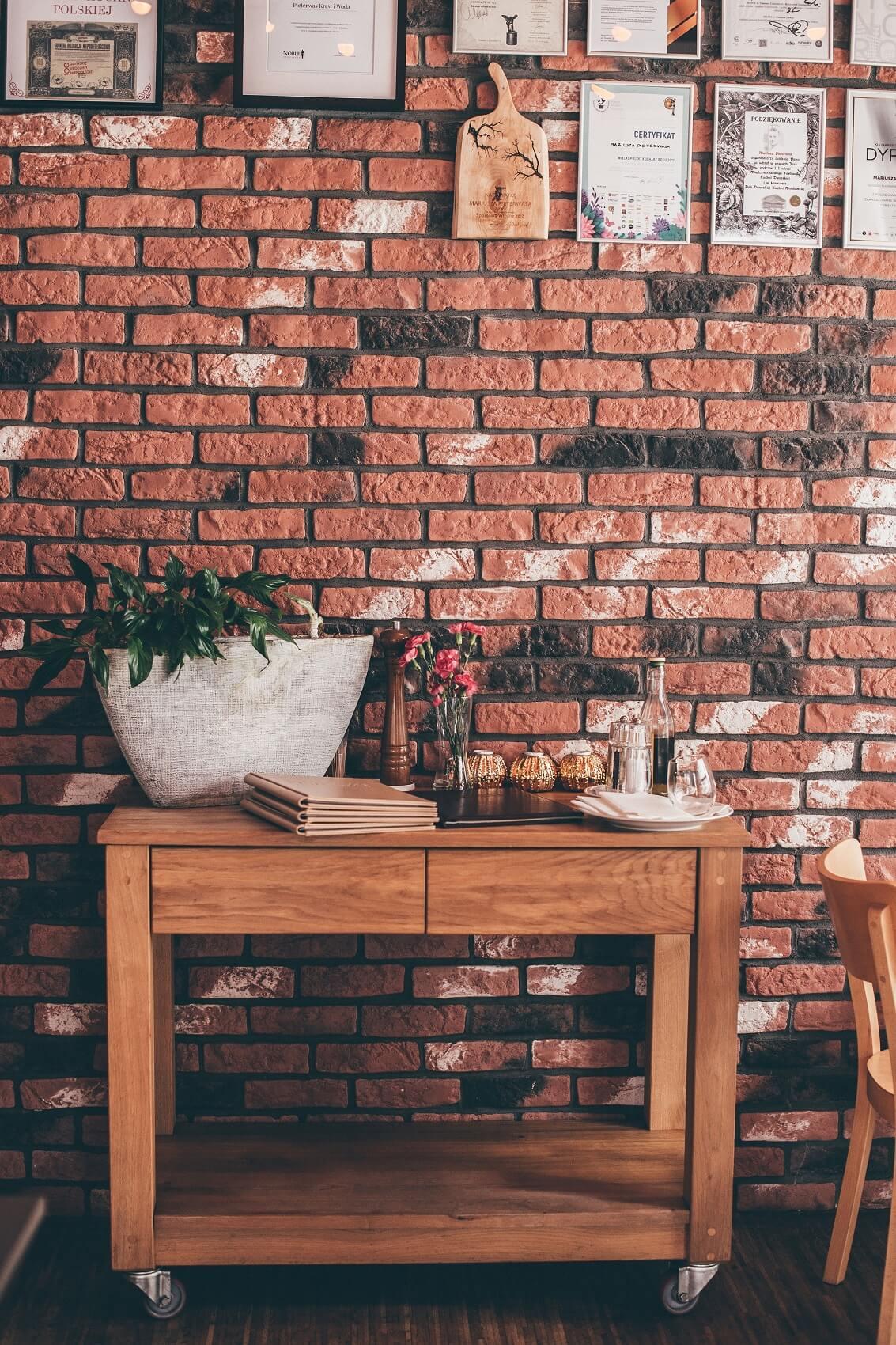 krew i woda 1 4 - Restauracja z charakterem: Pieterwas Krew i Woda
