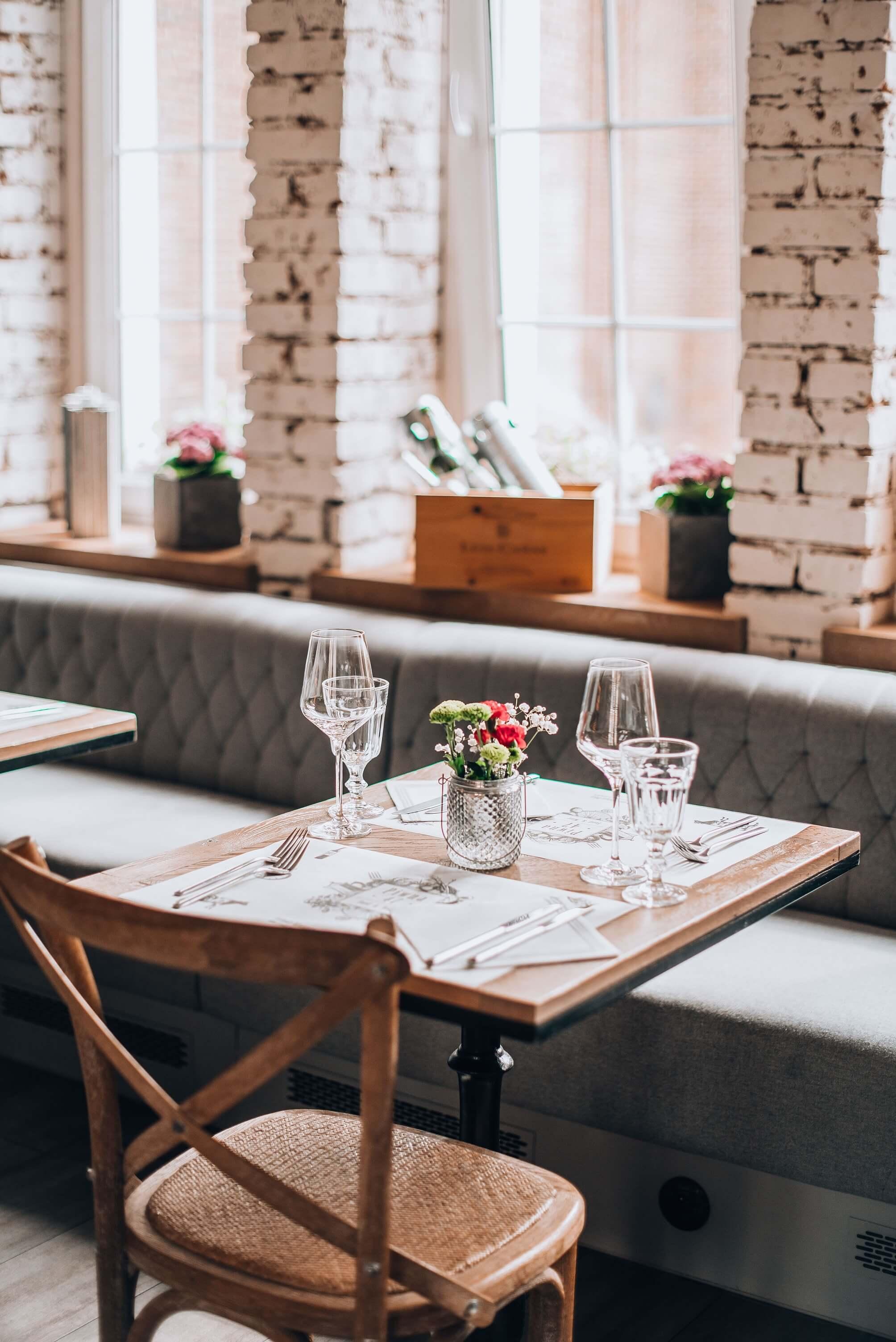 Wystrój restauracji - Piwna 47 Gdańsk