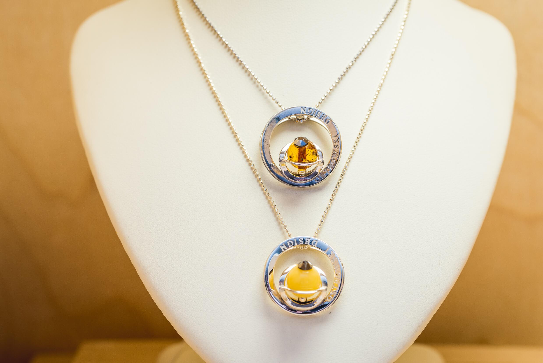 Ostrowski design 10 1 - Ostrowski design: forming amber in a modern way