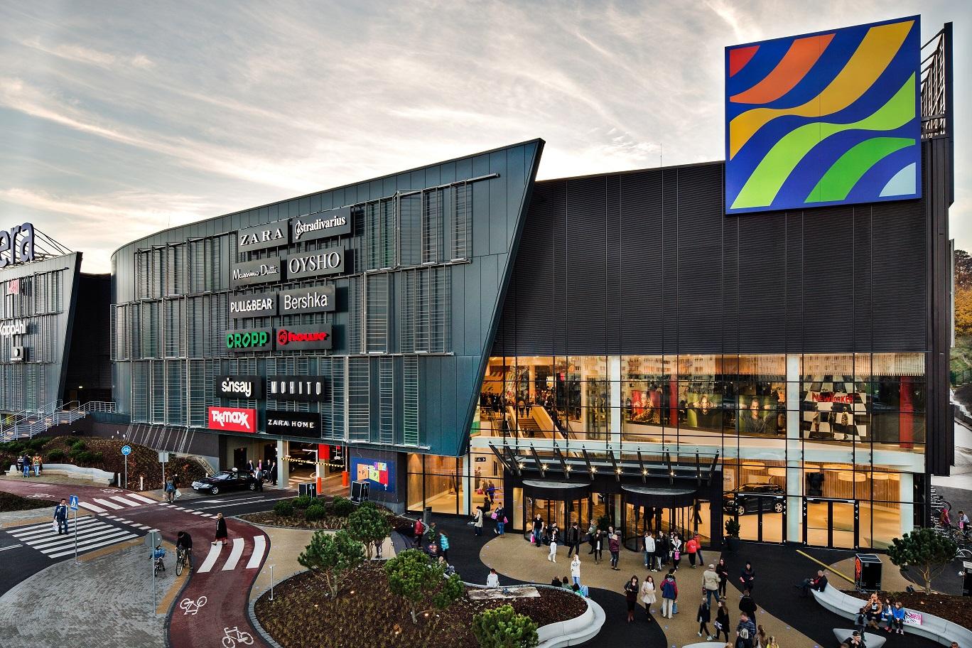 Centrum handlowe Riwiera w Gdyni