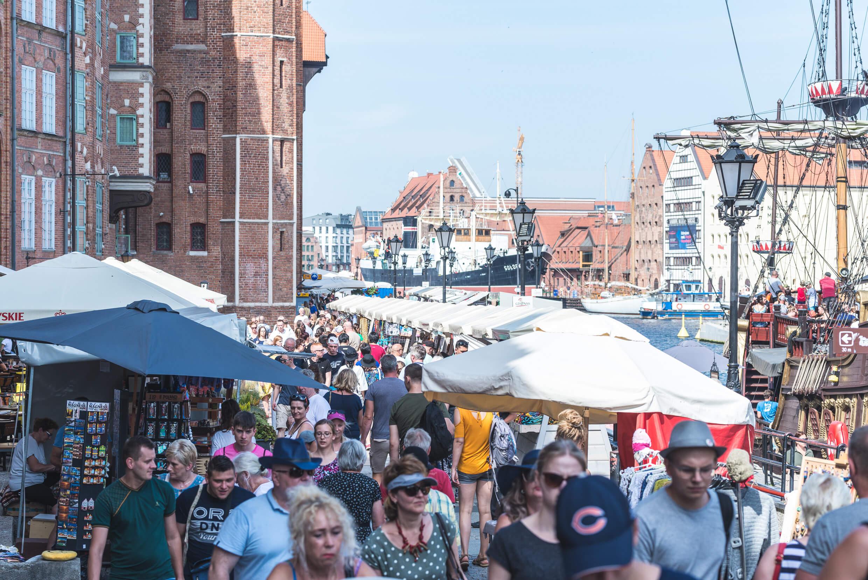 jarmark dominikański 15 1 - St. Dominic's Fair in Gdansk: regional food and handicraft
