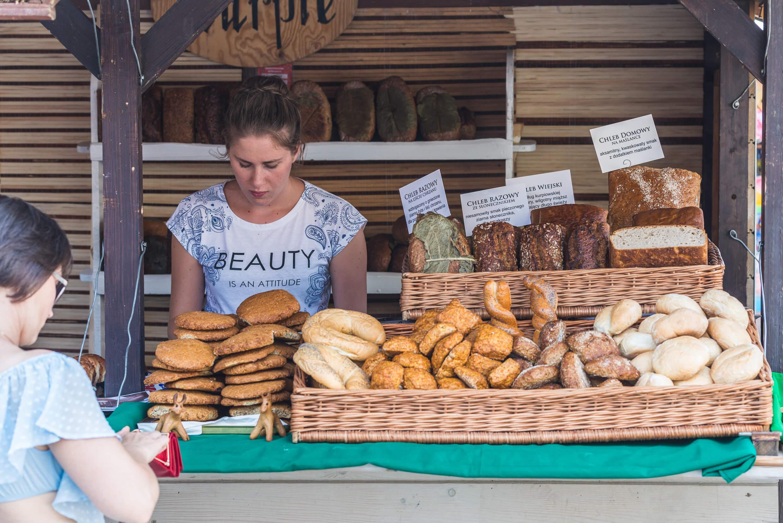 jarmark dominikański 2 1 - St. Dominic's Fair in Gdansk: regional food and handicraft