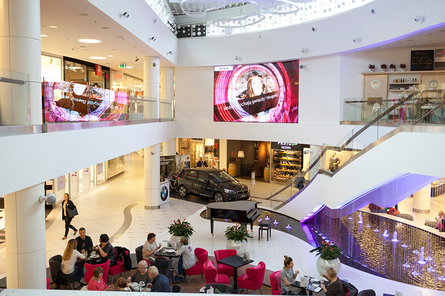 klif Gdynia rynek rosyjski - Gdynia: miasto sklepów i portowej kuchni