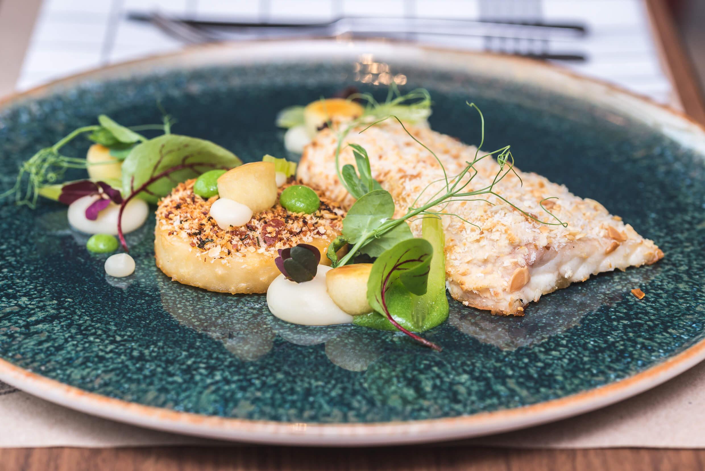 Ryby w restauracji Zafishowani w Pomorskim