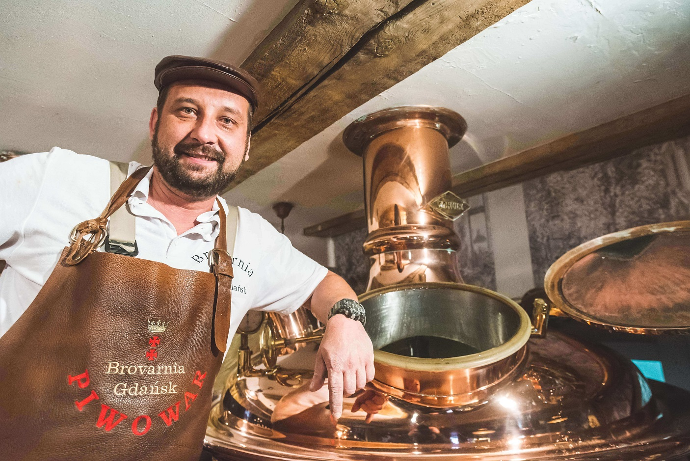Brovarnia Gdańsk 3 - Pomorskie. A region teeming with traditional flavours