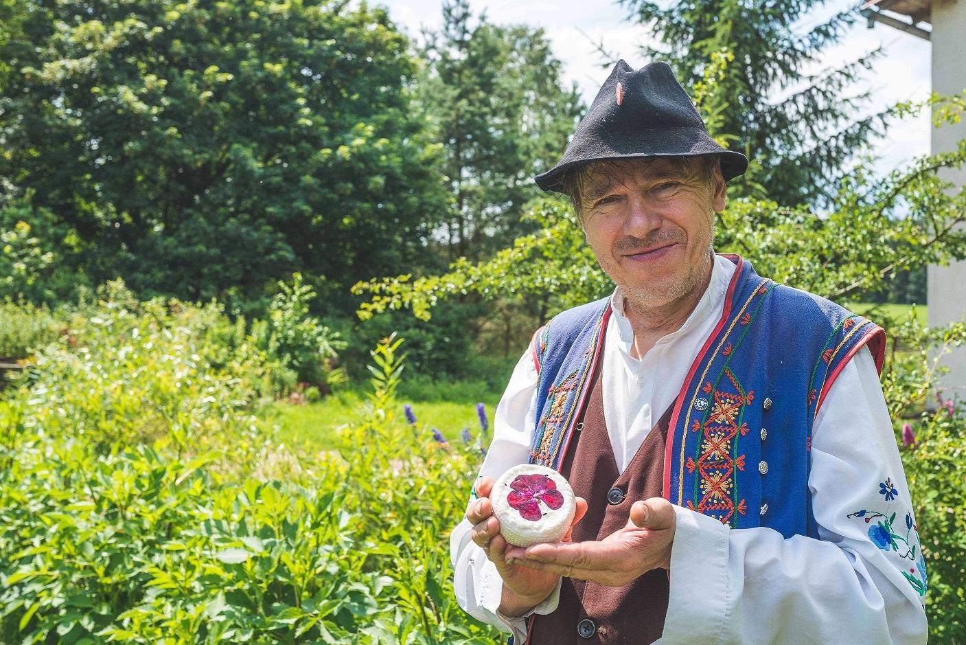 Kaszubska koza 1 - Pomorskie. A region teeming with traditional flavours