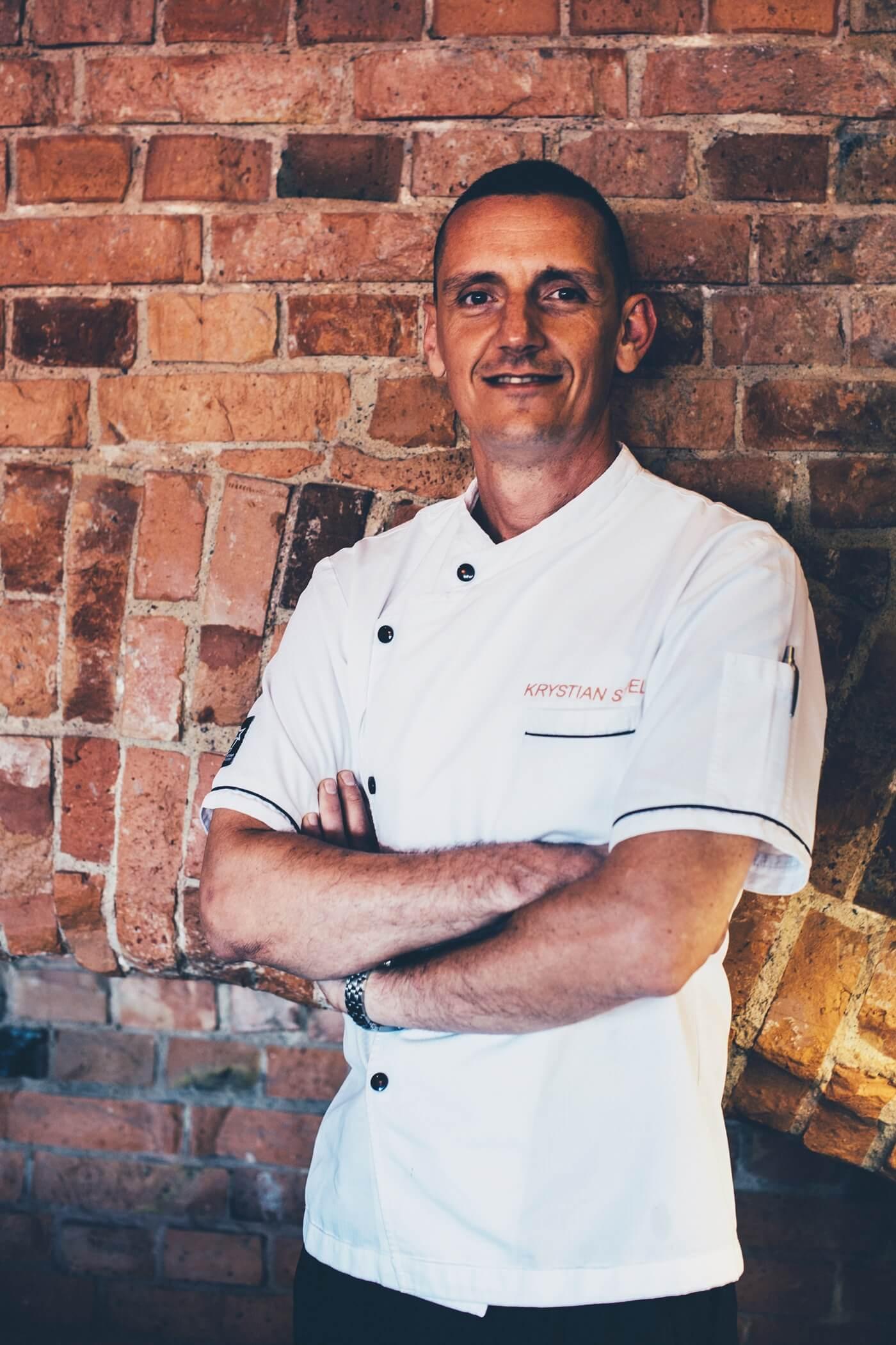 Chef of Cafe Polskie Smaki Restaurant in Sopot