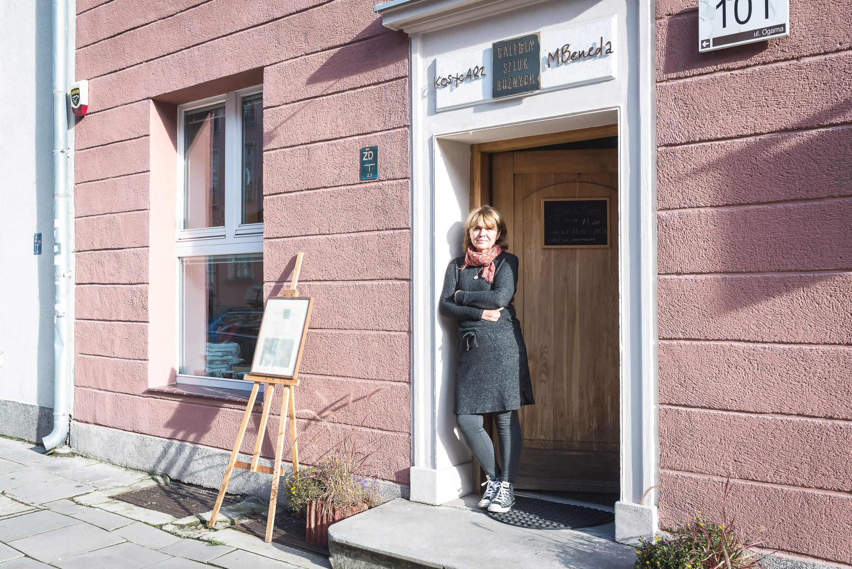 Atelier Magda Beneda w Gdańsku
