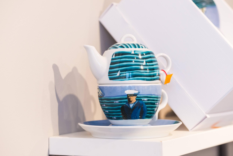 Magda Beneda 16 - Magda Beneda: sztuka na filiżance herbaty