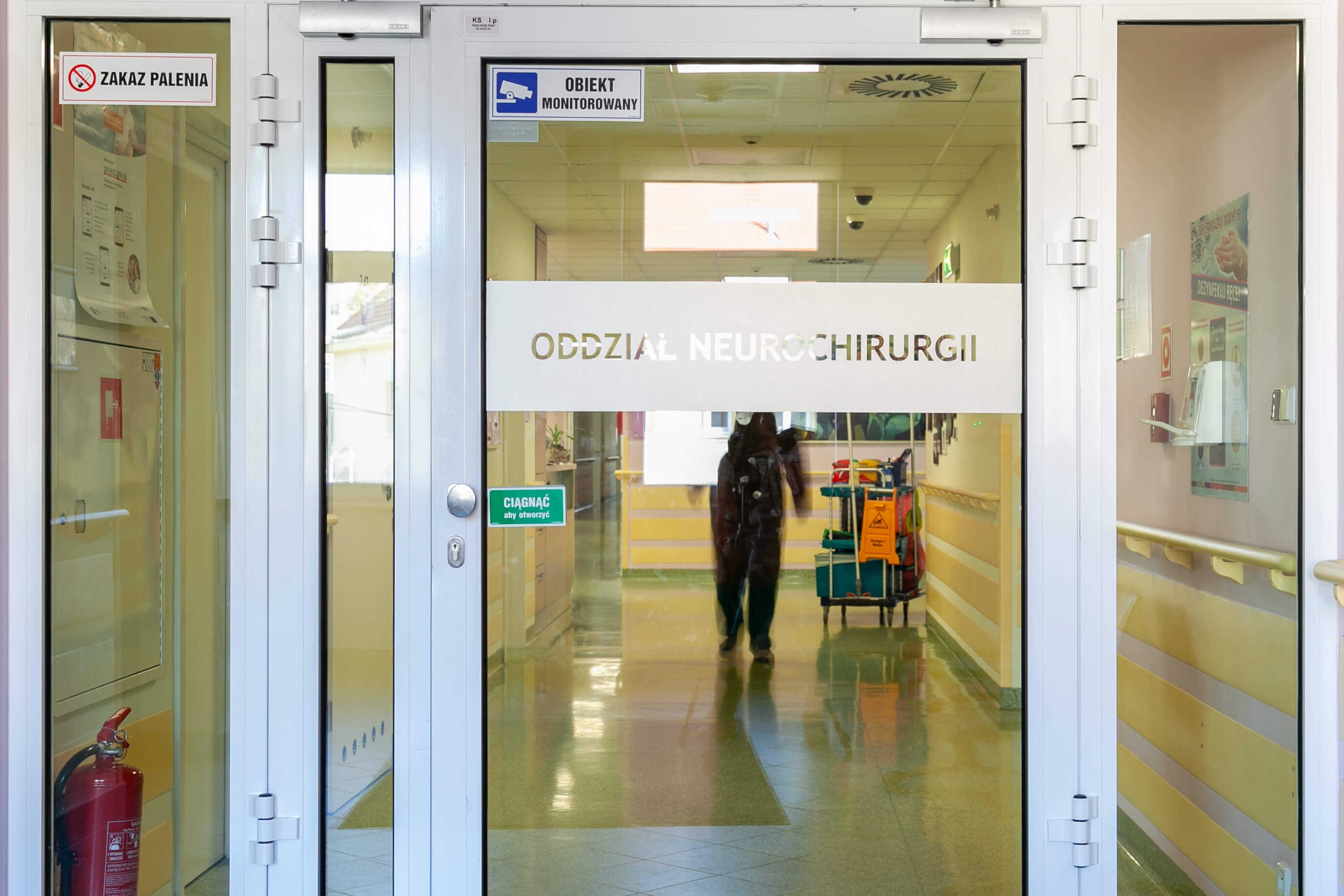 Copernikus 16 - Podmiot leczniczy Copernicus – od nowoczesnej neurochirurgii, ortopedii po laseroterapię