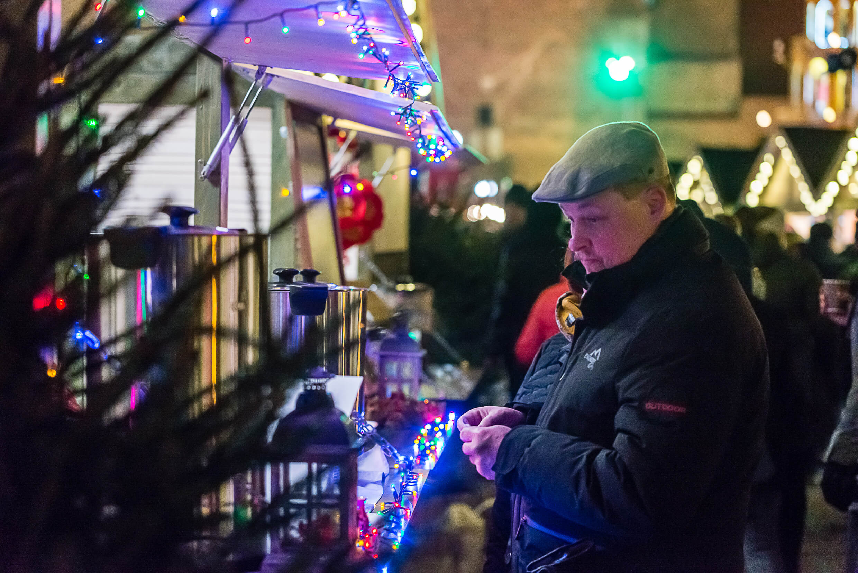 jarmark bożonarodzeniowy 13 1 - Gdańsk Christmas fair - regional cuisine and handicraft