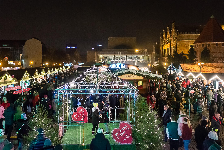 jarmark bożonarodzeniowy 18 1 - Gdańsk Christmas fair - regional cuisine and handicraft