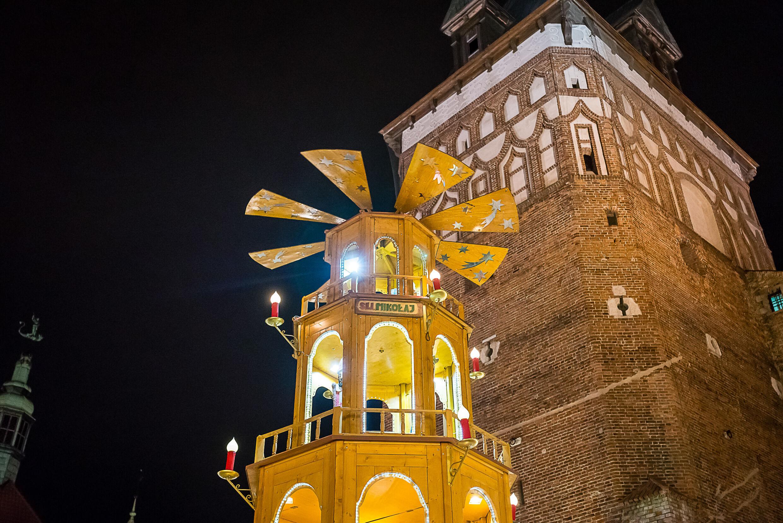 jarmark bożonarodzeniowy 25 1 - Gdańsk Christmas fair - regional cuisine and handicraft
