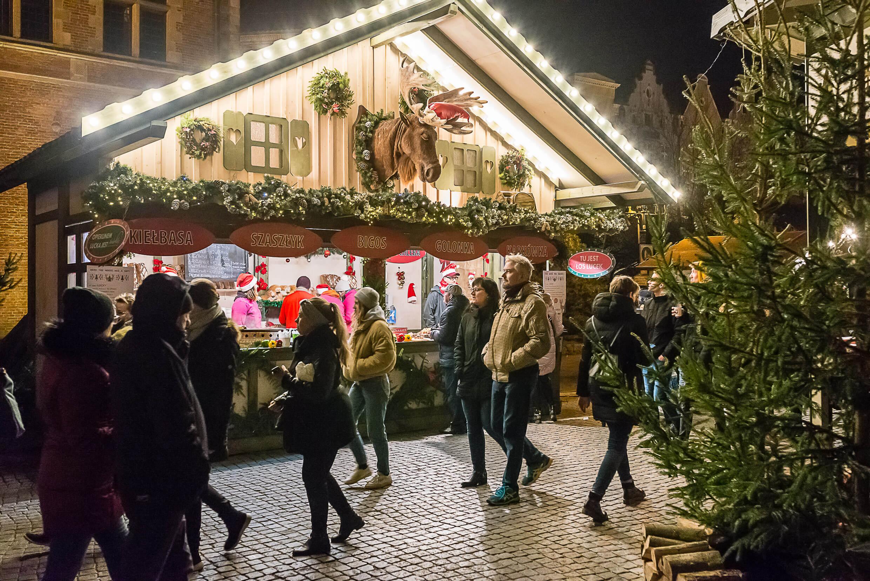 jarmark bożonarodzeniowy 6 1 - Gdańsk Christmas fair - regional cuisine and handicraft