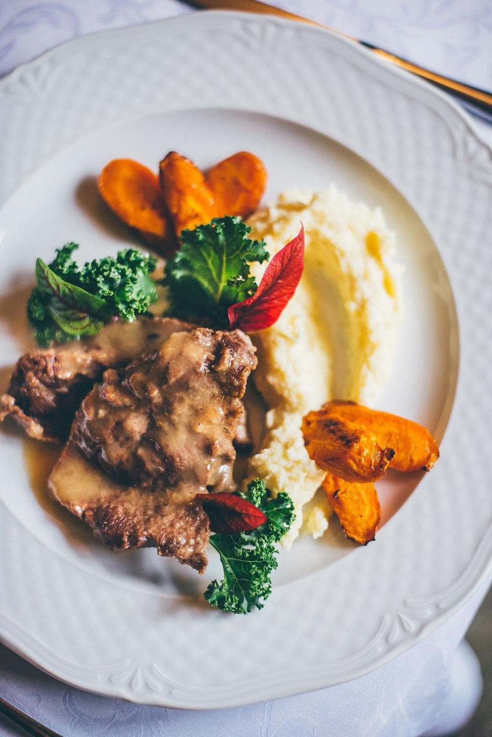 Zamek Krokowa 17 1 - Cuisine of the castle in Krokowa