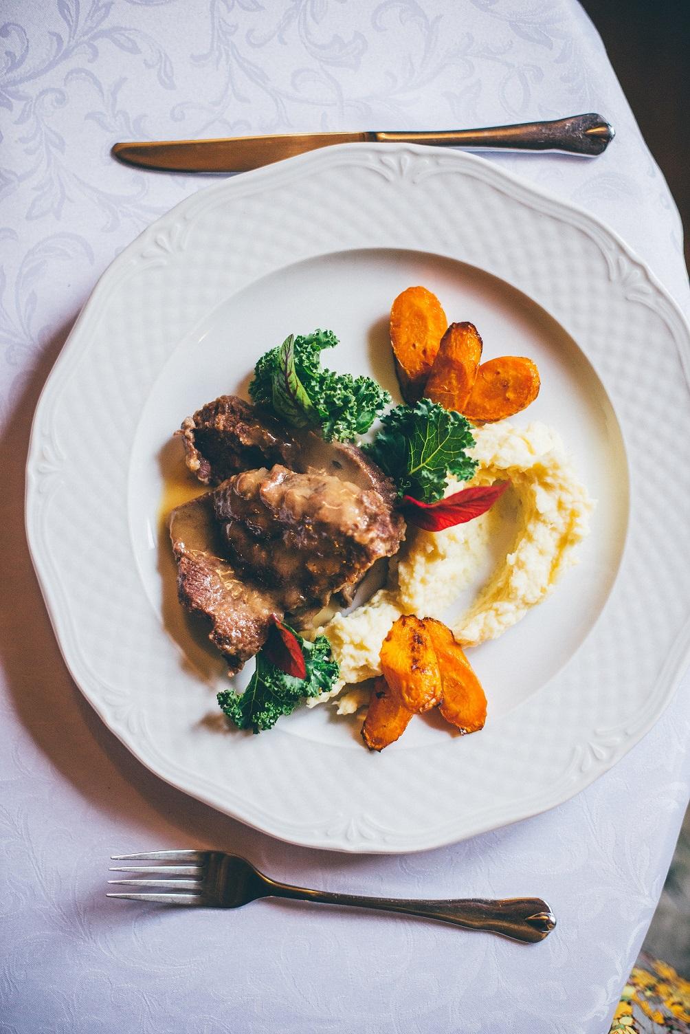Zamek Krokowa 18 1 - Cuisine of the castle in Krokowa