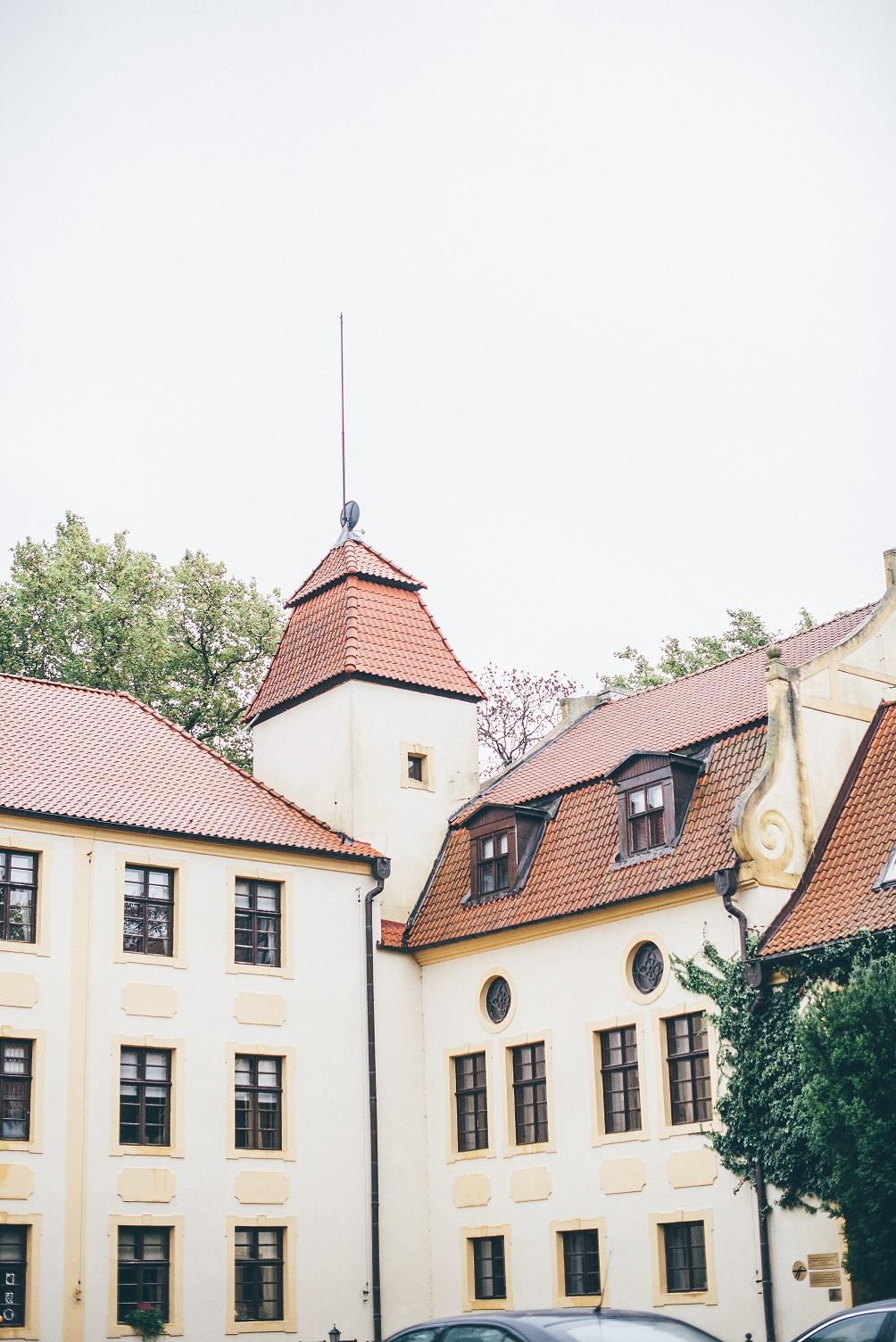 Zamek Krokowa 24 - Na zamku w Krokowej