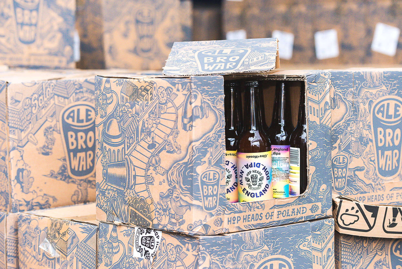 AleBrowar 10 - AleBrowar - mocno chmielowe piwo warzone z pasją