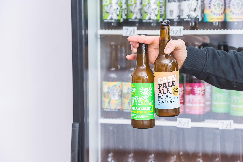AleBrowar 14 - AleBrowar - mocno chmielowe piwo warzone z pasją