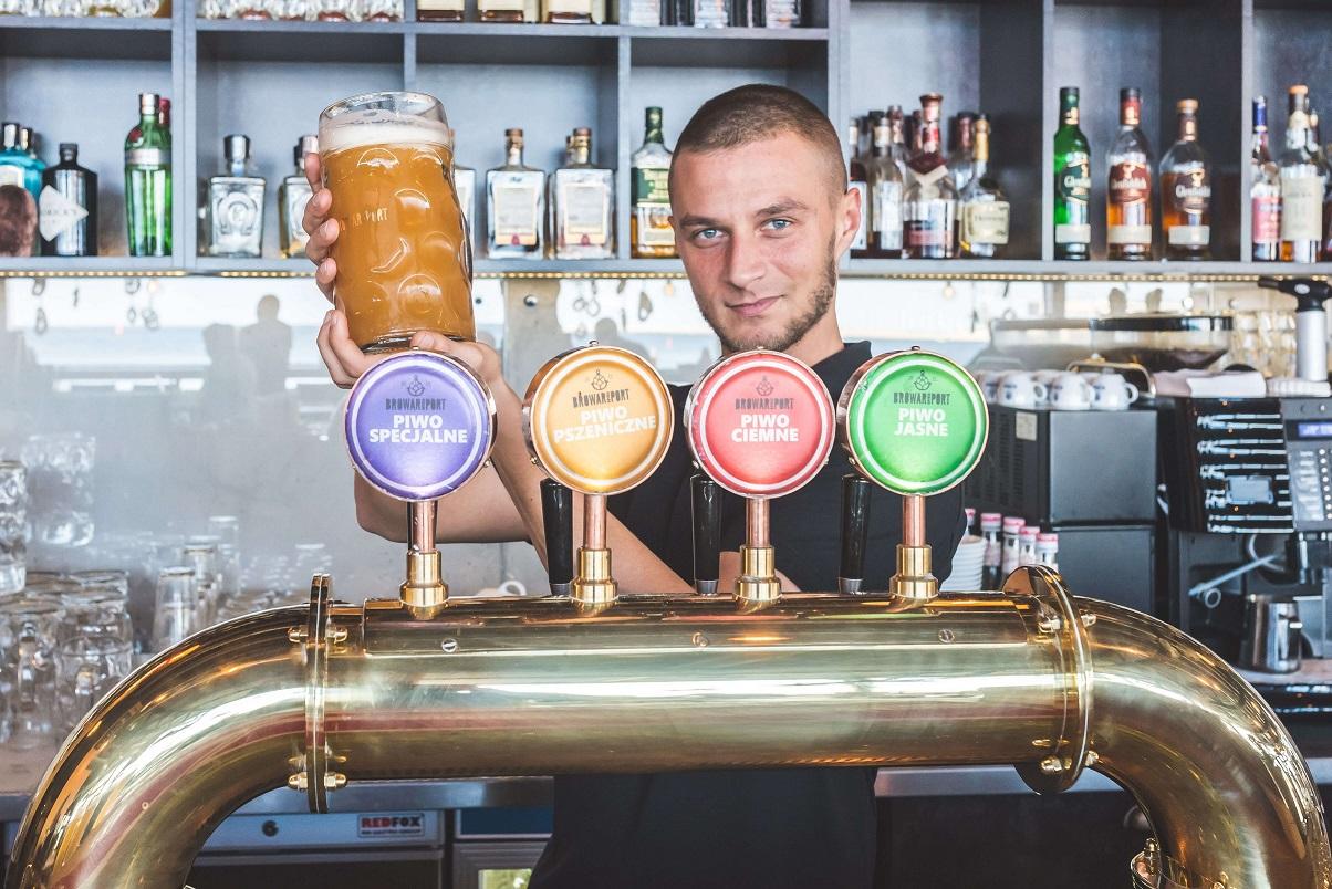 Rodzaje piw w Browar Port Gdynia