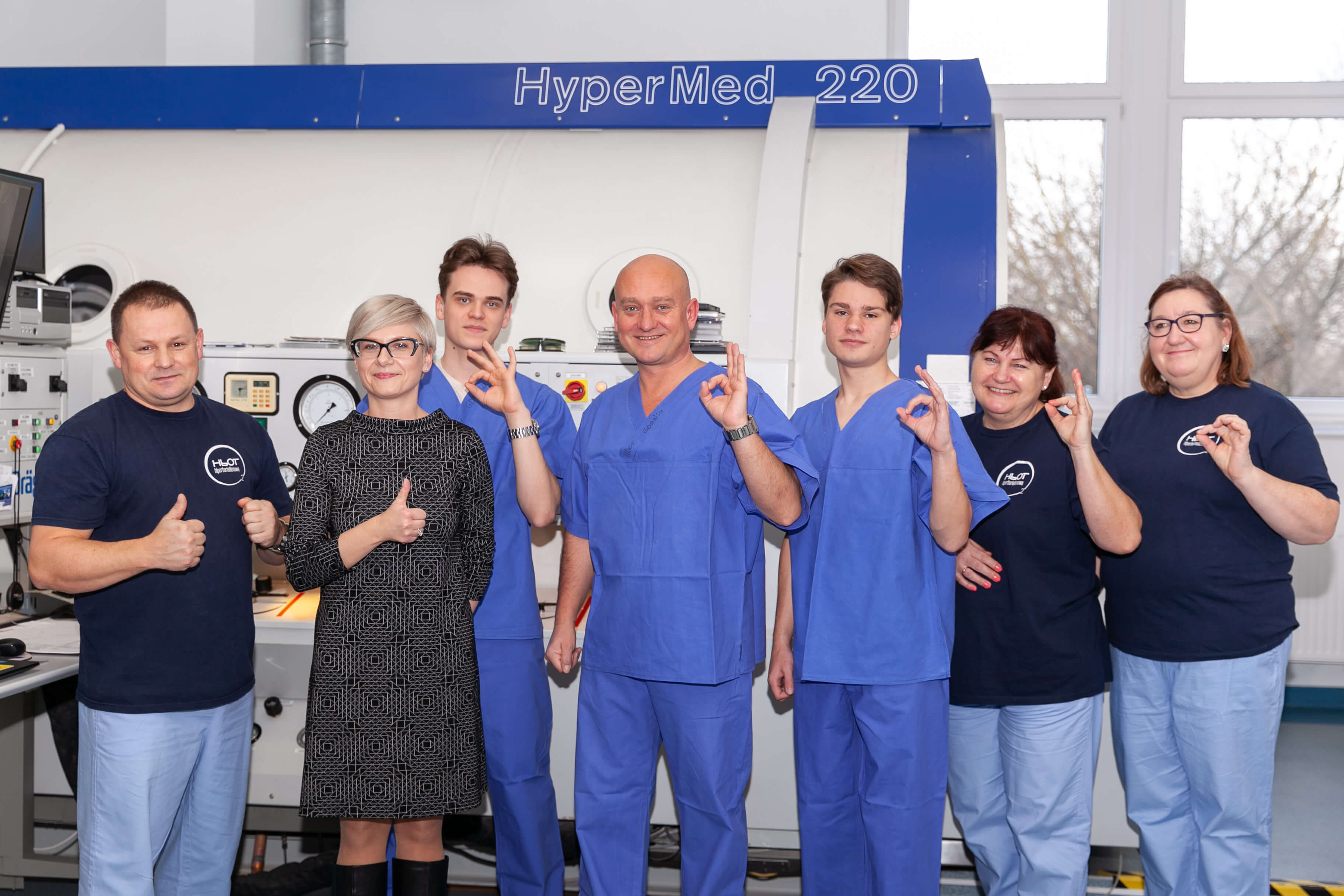 Centrum Hiperbarii Tlenowej i Leczenia Ran 15 1 - What can be the effects of hyperbaric oxygen therapy at the Hyperbaric Oxygen Therapy and Wound Healing Centre in Gdańsk?