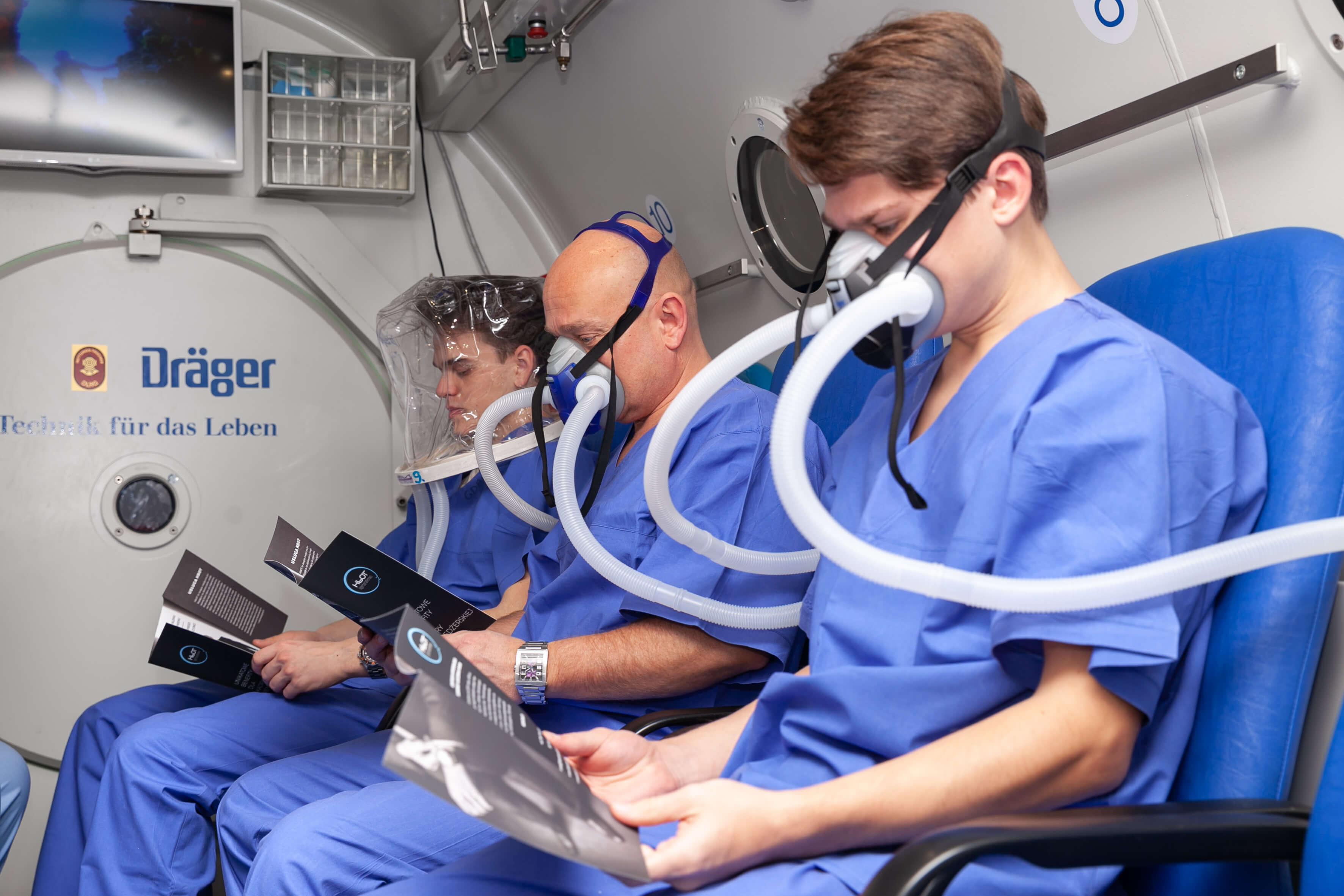 Centrum Hiperbarii Tlenowej i Leczenia Ran 9 1 - What can be the effects of hyperbaric oxygen therapy at the Hyperbaric Oxygen Therapy and Wound Healing Centre in Gdańsk?