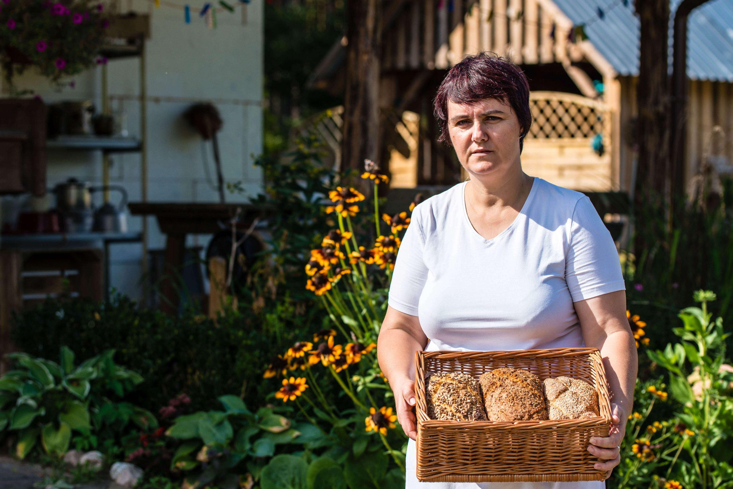 Karola Bober 5 1 scaled - Artisan bread in pomorskie - tradition and modernity