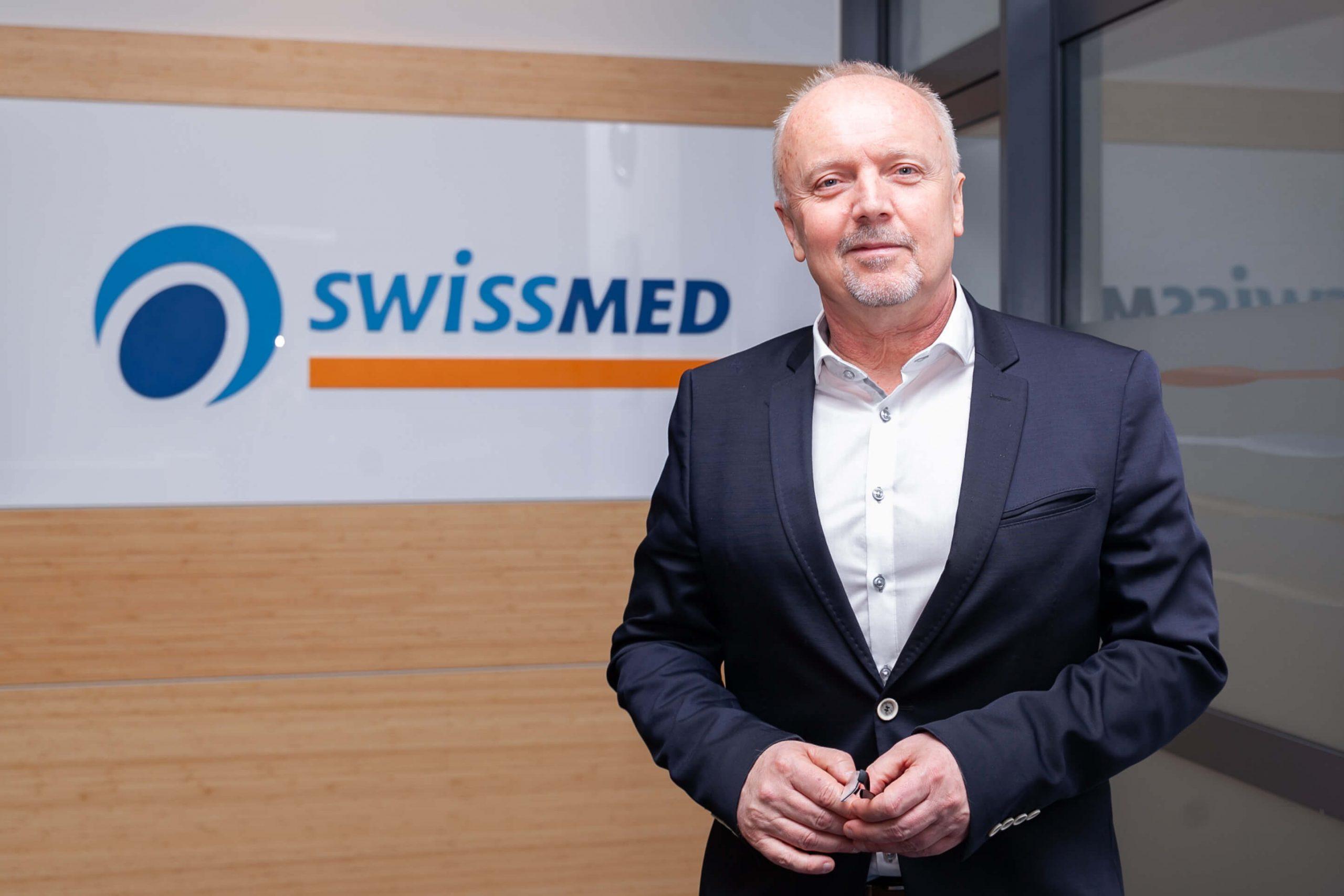 łodzimierz Piankowski, dyrektor Szpitala Swissmed