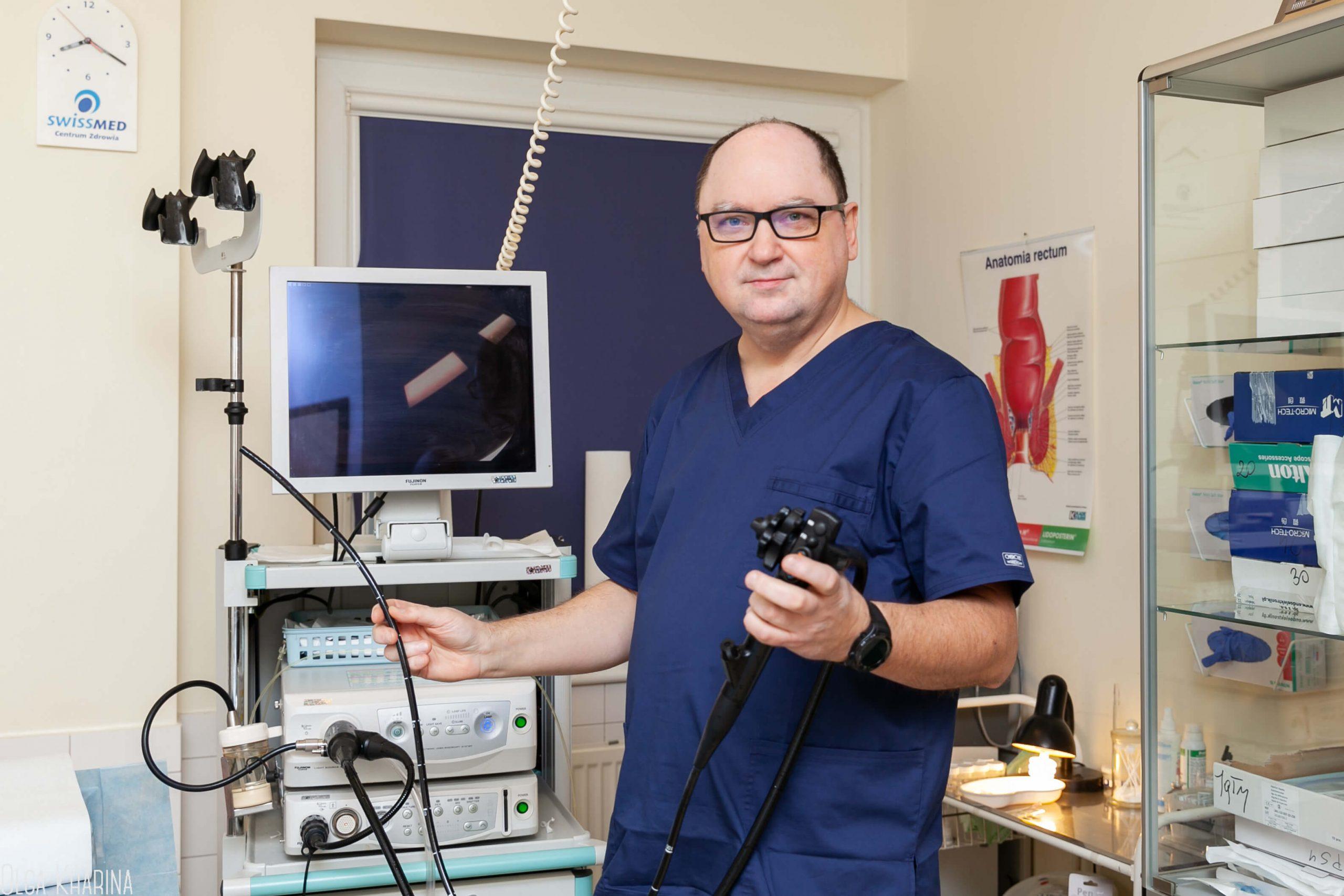 najwyższej klasy sprzęt medyczny w Swissmed