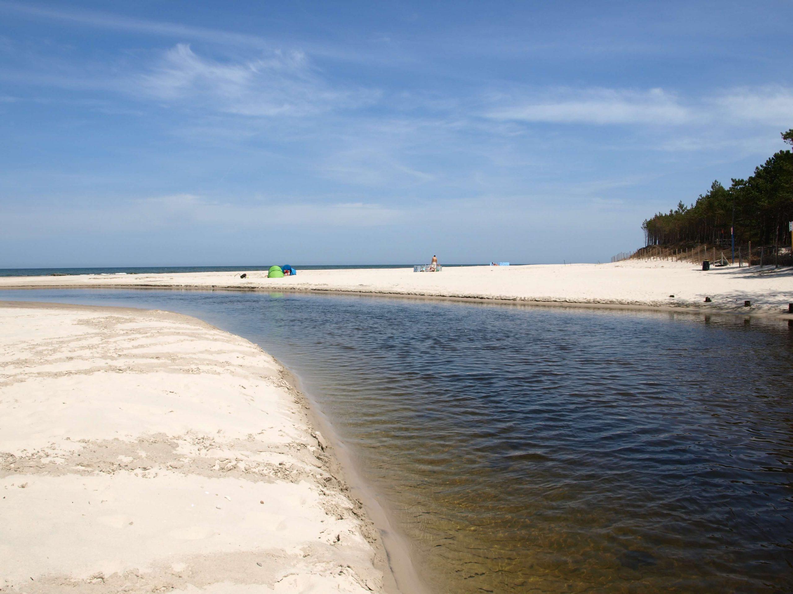 Pomorskie do odkrycia na plaży w Stilo