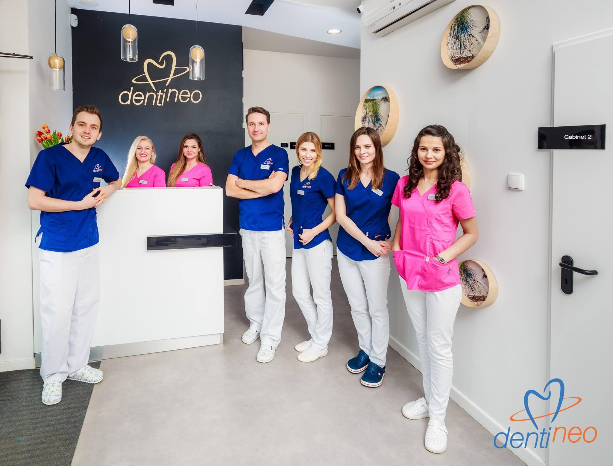 """Dentineo - Dentineo Clinic w Gdańsku. """"Leczymy pacjenta, nie pojedynczy ząb"""""""