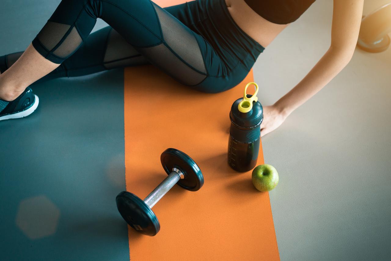 Dbanie o ciało za pomocą ćwiczeń latem
