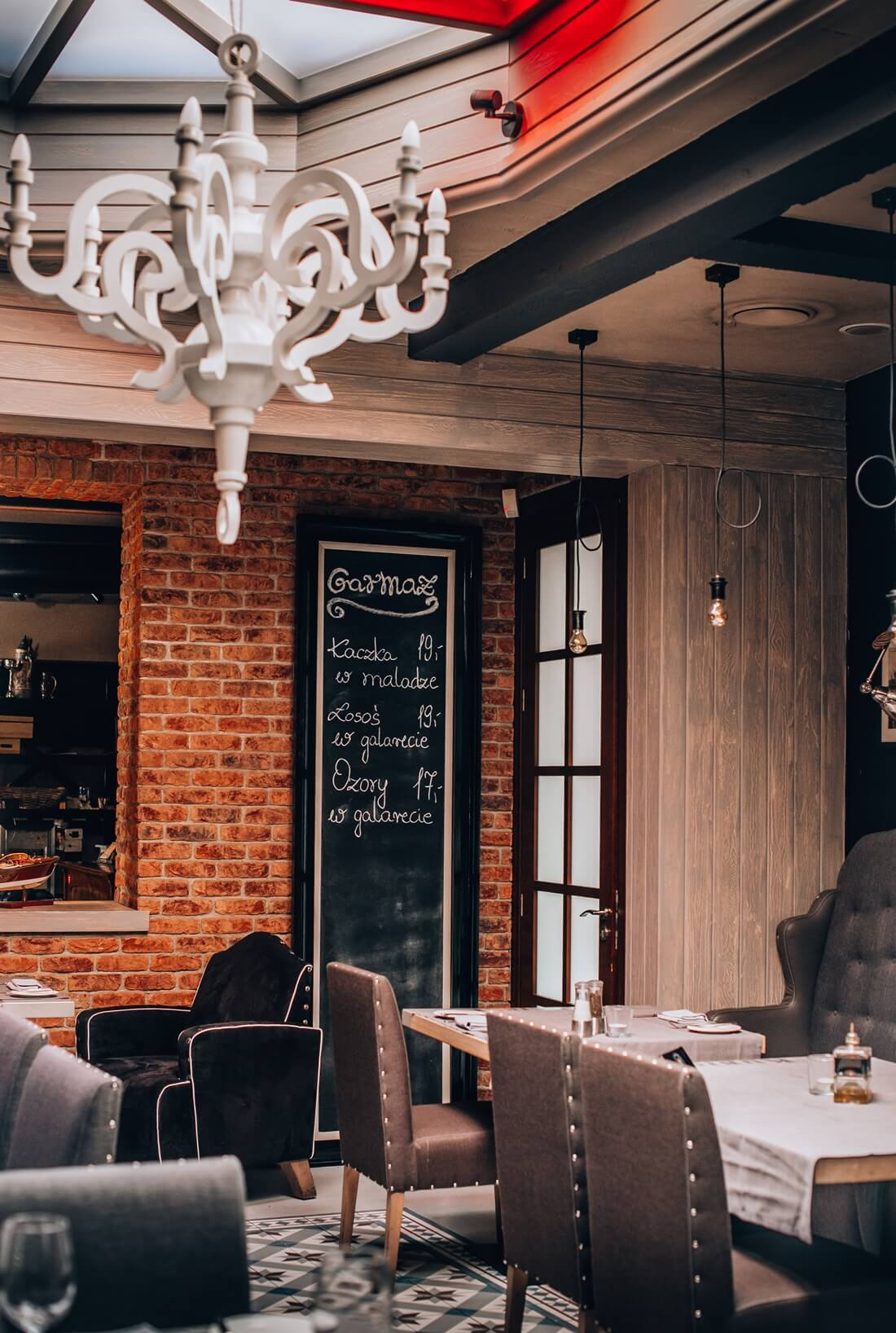 Kubicki 7 1 - A must see on the map of Gdańsk: Kubicki restaurant