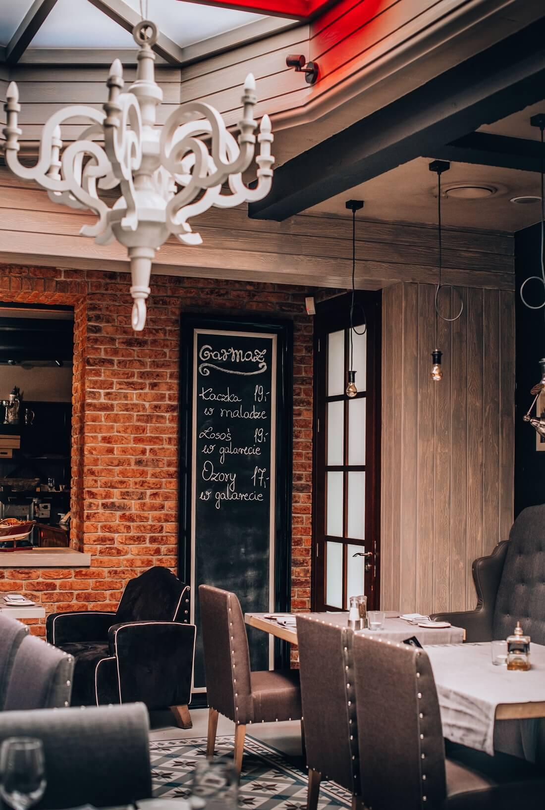 Kubicki 7 1 - A must see on the map of Gdańsk: Kubicki restaurant