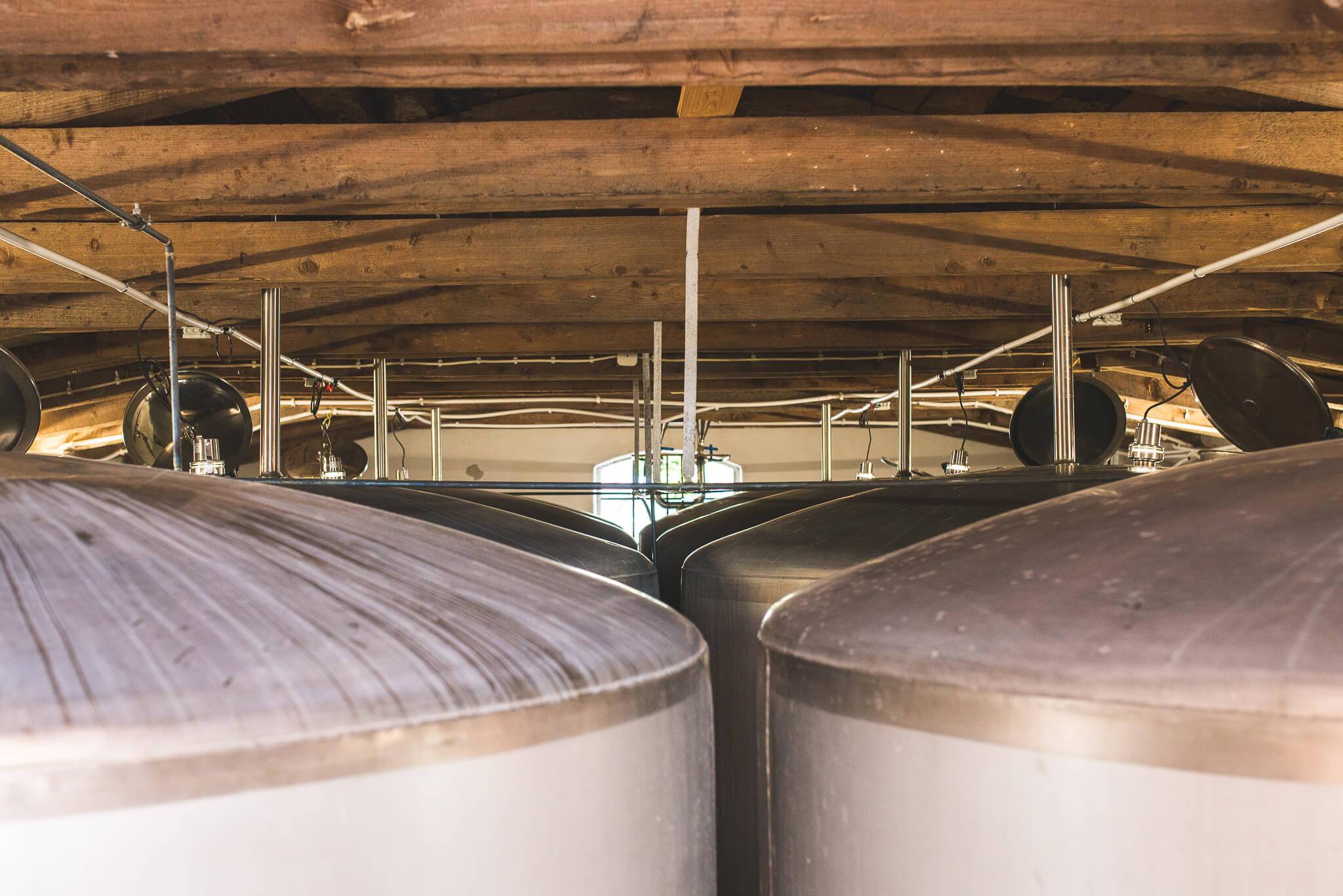 Gorzelnia Podole Wielkie 1 1 - Podole Wielkie. A distillery found on tradition