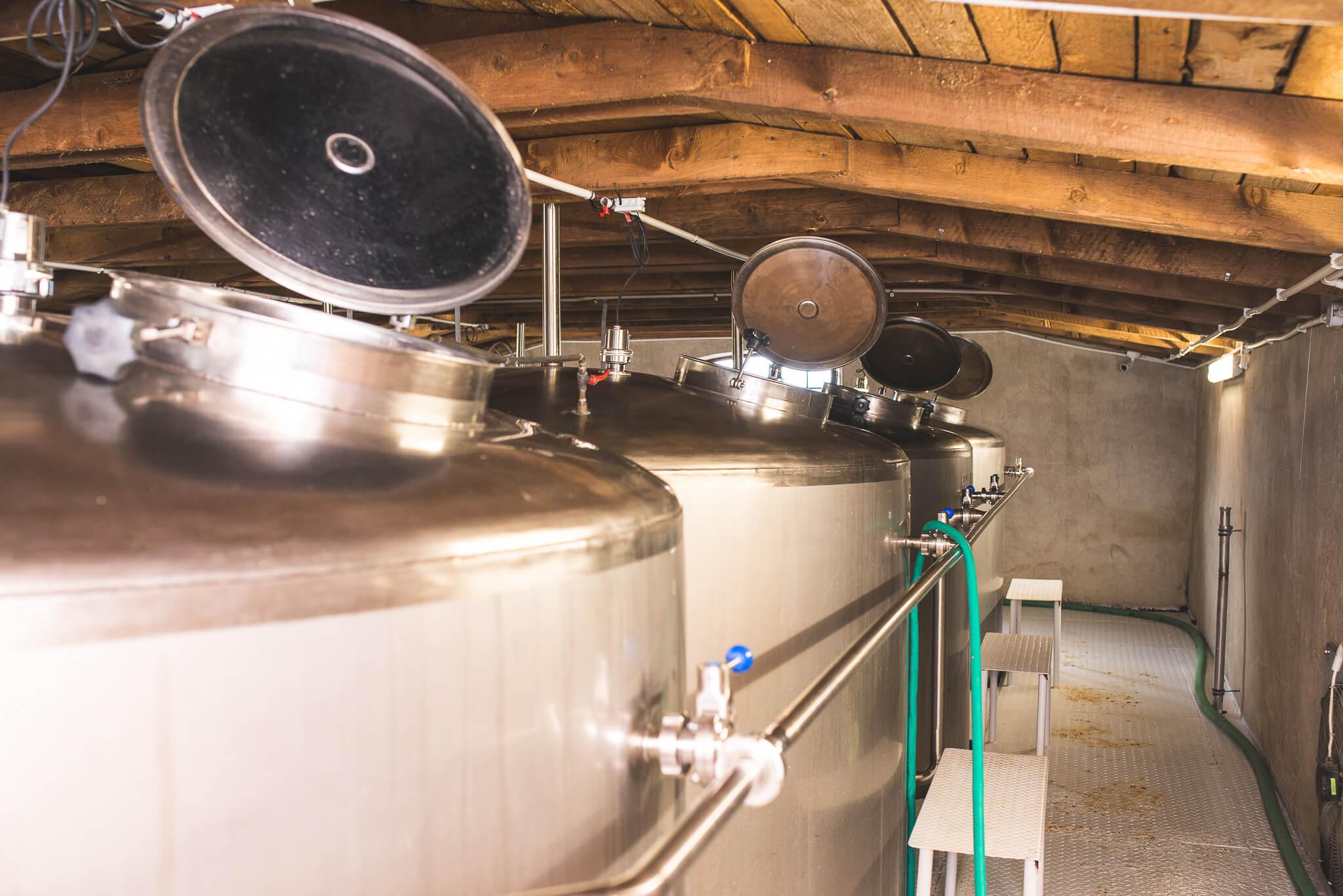 Gorzelnia Podole Wielkie 2 1 - Podole Wielkie. A distillery found on tradition