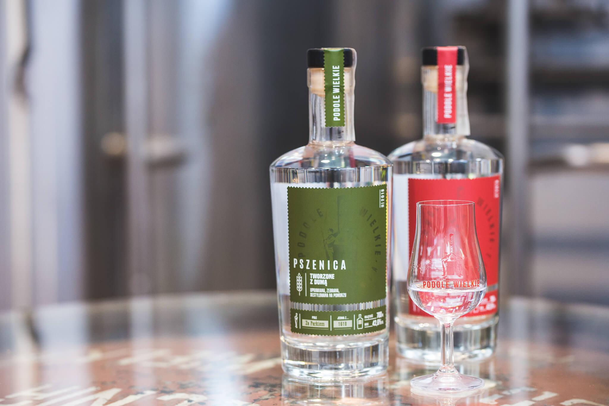 Gorzelnia Podole Wielkie 21 1 - Podole Wielkie. A distillery found on tradition